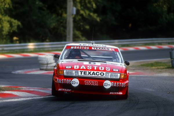 24 HOURS SPA 1985-Rover N°6(3)-© Manfred GIET.jpg