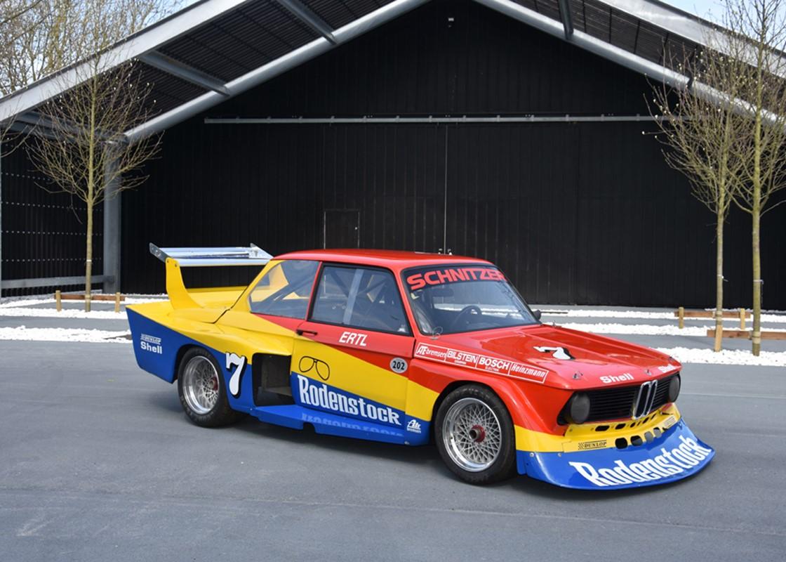 BMW Turbo Group Duncan Hamilton ROFGO - 1977 bmw